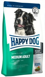 Сухой корм для собак Happy Dog Supreme Fit&Well Adult Medium