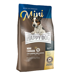 Сухой корм для собак мелких пород Happy Dog Supreme Mini Canada