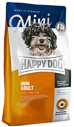 Сухой корм для собак мелких пород Happy Dog Supreme Fit&Well Adult Mini
